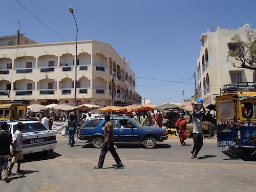 セネガル人が行っているマラリア対策
